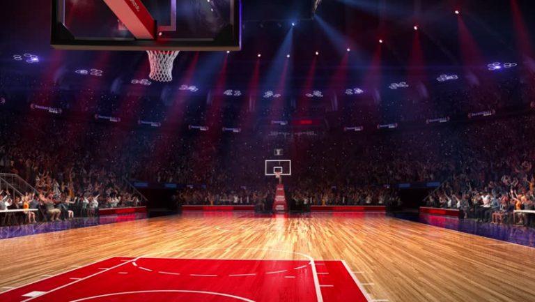 Krepšinio varžybos išvykoje